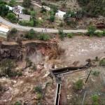 Mindent elsodor az árvíz Coloradóban