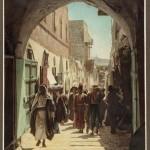 Az 1919-es Palesztina színes fotókon