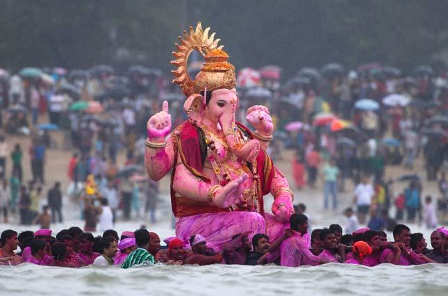 Ganesh Chaturthi fesztivál