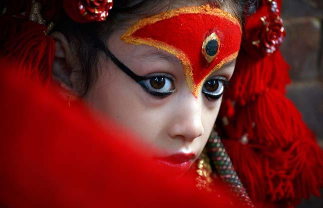 Changu Narayan fesztivál