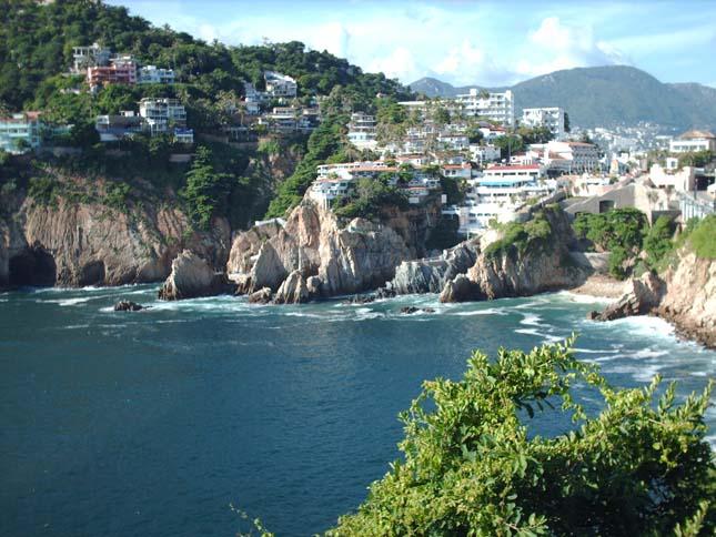 Acapulco, Mexikó