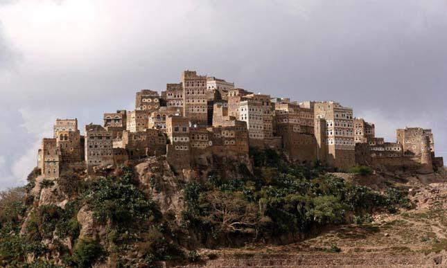 Al-Hajar, Jemen