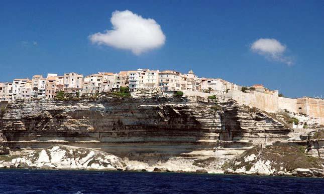 Bonifacio, Korzika, Franciaország
