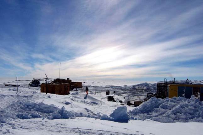 Vostok-Station-Antarctica