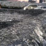 Prokopjevszk – ahol még a hó is fekete
