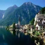 A gyönyörű Salzkammerguti tóvidék