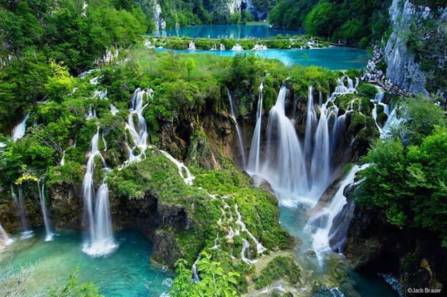 Plitvicei-tavak - Horvátország