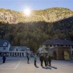Csak óriástükrökkel van fény egy norvég faluban