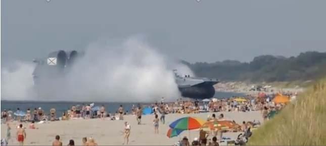 légpárnás hajó