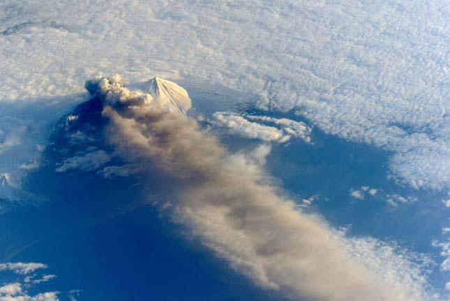 Pavlof Vulkán, Alaszka