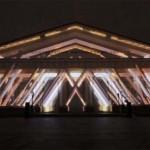 Magyar csapat nyerte meg a nemzetközi épületvetítő versenyt látványos alkotásával