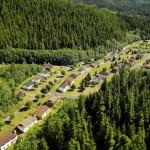 Kitsault – elnéptelenedett bányaváros Kanadában