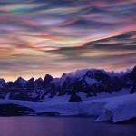 A csodálatos gyöngyházfényű felhők