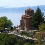 A gyönyörű Ohrid-régió