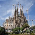 2026-ra épülhet fel teljesen a Sagrada Família