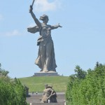 Oroszország leghatalmasabb háborús emlékműve