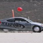 Autóbaleset 300 km/óra feletti sebességgel [Videó]