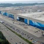A világ legnagyobb épülete – a Boeing Everett-i üzeme