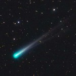 Döbbenetes sebességgel jön az ISON-üstökös