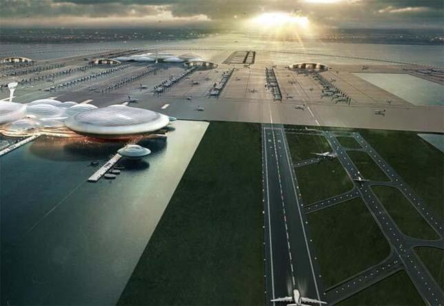 Repülőtér a Temzén