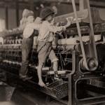 Gyermekmunkások az 1900-as évek elején az Egyesült Államokban