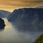 Norvég tájakon