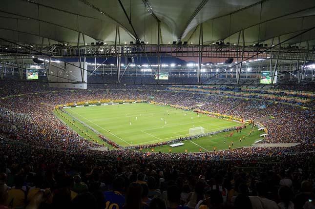 Maracana Stadion - Rio de Janeiro