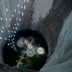 A felújított Tordai sóbánya