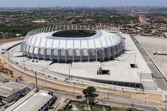 Fortaleza - Estádio Castelao