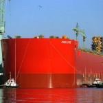 A Shell a világ legnagyobb hajóját építi