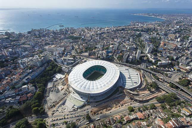 Salvador da Bahia - Arena Fonte Nova