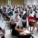 Puskázás elleni módszerek a thaiföldi egyetemeken
