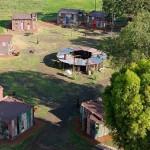 Bádogvárosban nyaralhatnak a gazdag vendégek Dél-Afrikában