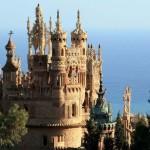 A spanyolországi Colomares Kastély – egy orvos remekműve