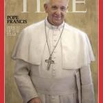 Ferenc pápa az Év Embere az amerikai Time magazin szerint