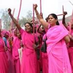 Az indiai nők védelmezői – a Rózsaszín Banda