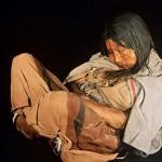 A feláldozott inka gyerekek 500 éves múmiái