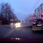 Csúcsforgalomban robbant fel egy autóút Oroszországban