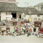 Kipakolva: egyszerű életet élő kínai családok vagyontárgyai