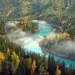 A Kanas természetvédelmi terület varázslatos szépsége