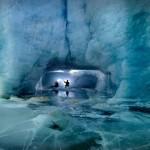 5 gyönyörű jégbarlang
