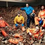 Rákhalászat a Bering-tengeren