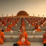 A Wat Phra Dhammakaya buddhista templom