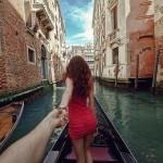 Utazás a világ körül – Murad Osmann különleges fotósorozata