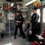 Utazás a New York-i metrón a 70-es és 80-as években