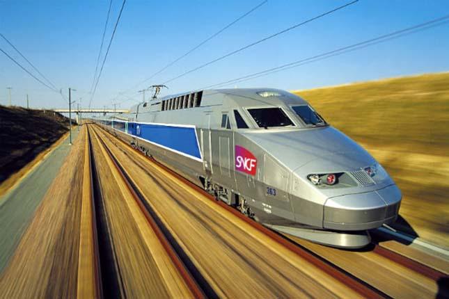 Tzsv vonatok