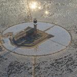 Teljes kapacitáson üzemel a világ legnagyobb tükrös naperőműve