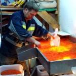 A legdrágább kaviárok feldolgozásának folyamata