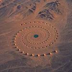 Desert Breath – óriási homoksiprál a sivatagban