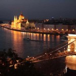 Lenyűgöző képsorok a Dunáról és Budapestről!